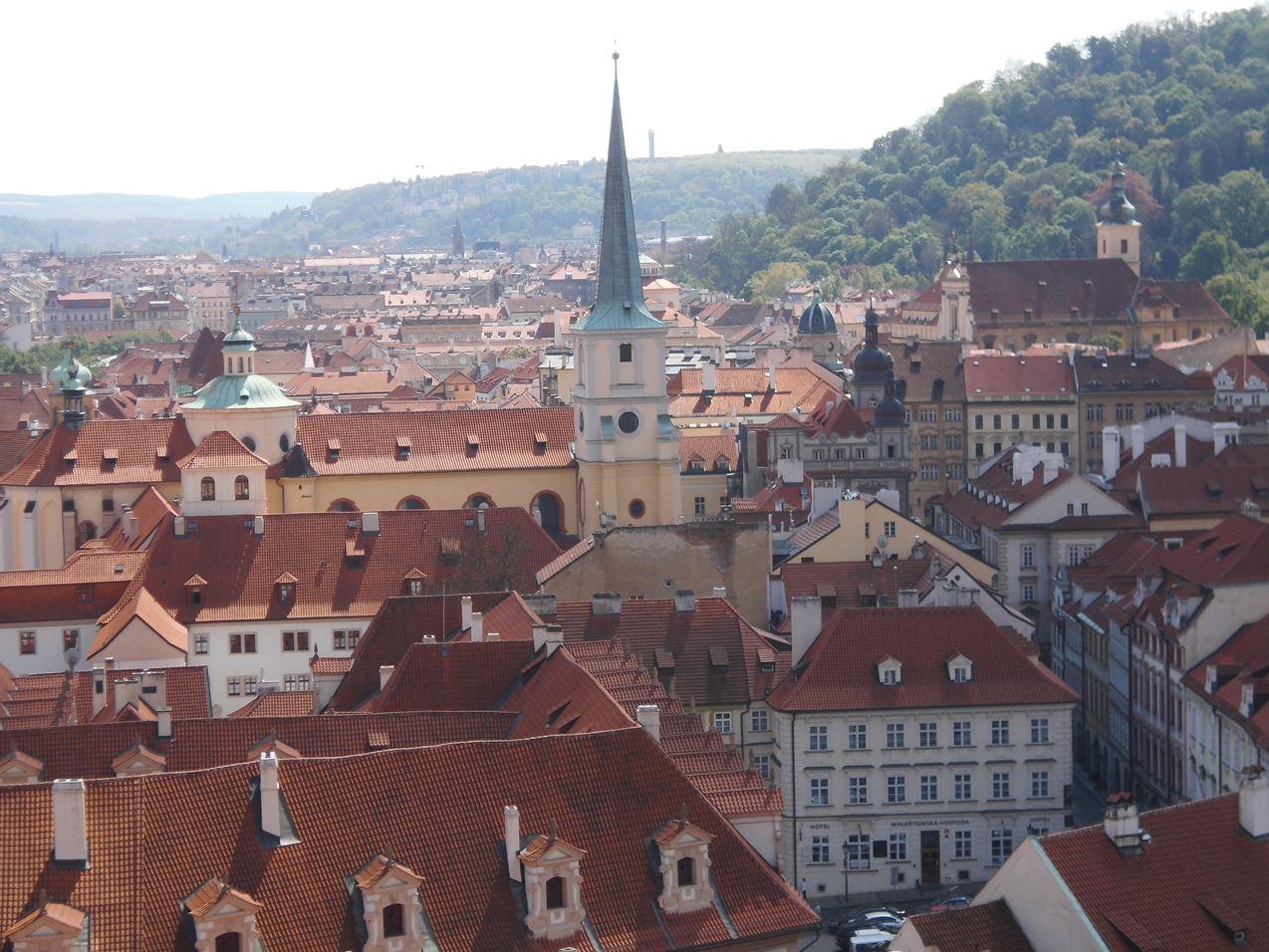 Cestovanie - Praha