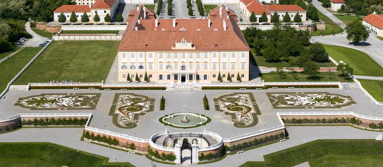Spoločný výlet do Schloss Hof-u